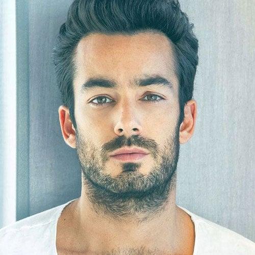 Mexican Facial Hair - Full Beard and Mustache