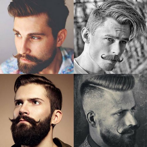 Spanish goatee styles
