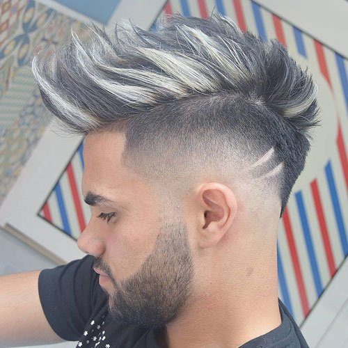 21 Cool Men's Hairstyles 2017