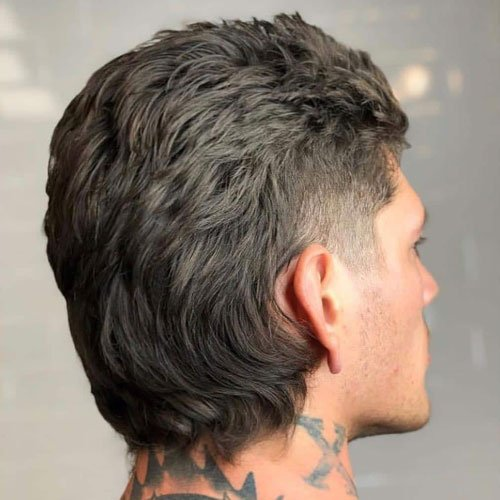 Sensational 30 Cool Mullet Hairstyles Modern Short Long Mullet Haircuts 2020 Natural Hairstyles Runnerswayorg