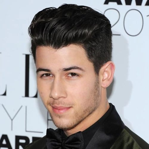 Nick Jonas Haircut