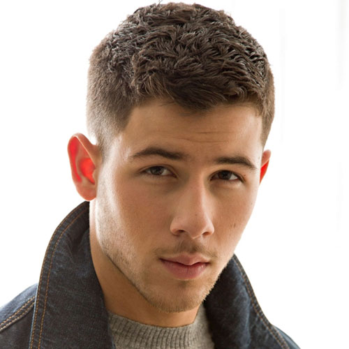 Nick Jonas Haircut - Low Fade + Cropped Top
