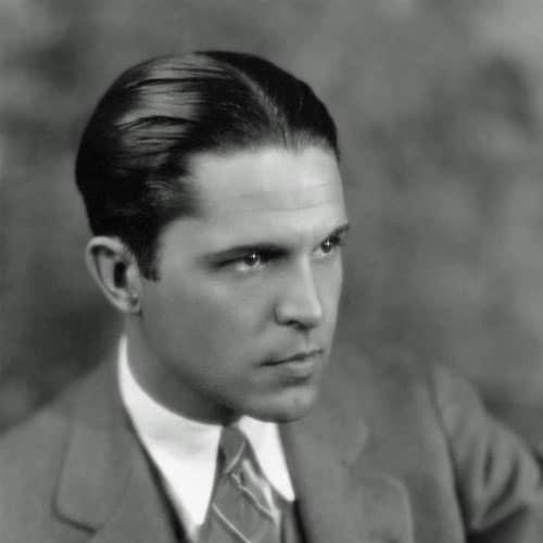 Vintage Men S Hairstyles: Vintage 1920s Hairstyles For Men