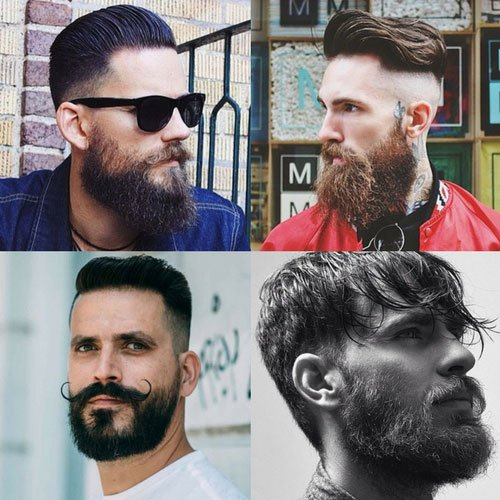 Perfect Beard Styles For Guys