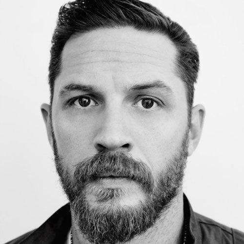 Tom Hardy Beard Men S Hairstyles Haircuts 2017