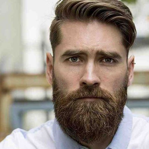 The Perfect Beard Men S Hairstyles Haircuts 2017