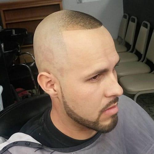 Beard Trimming Styles Short