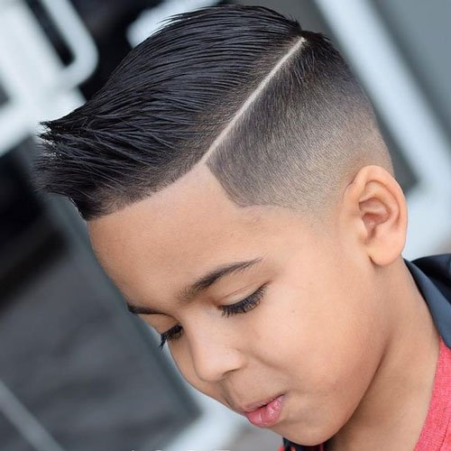 Boys Fade Haircuts: 35 Cool Haircuts For Boys (2019 Guide