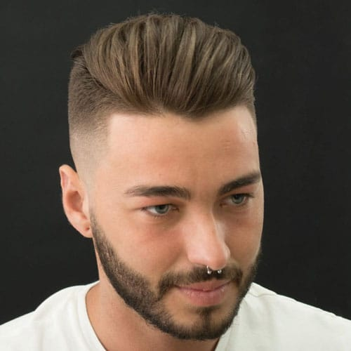 Undercut Fade Haircuts Hairstyles For Men 2019 Guide
