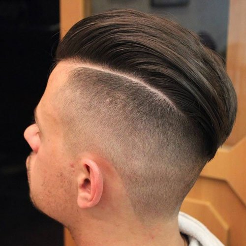 Short Back And Sides Haircut