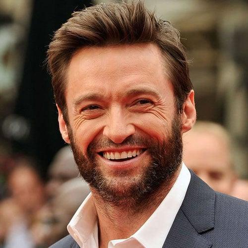 Wolverine Sideburns