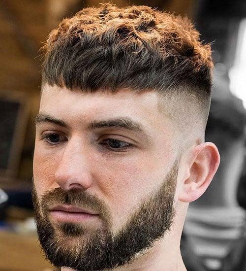 Bowl Cut Fade