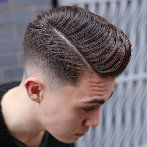 Top 30 Best Men S Fade Haircuts 2018
