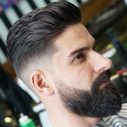 25 Popular Haircuts For Men 2018: 30 Best Men's Fade Haircut Styles (2019 Guide
