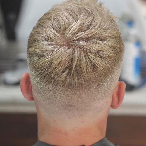 Back Of Men S Haircuts Men S Hairstyles Haircuts 2019