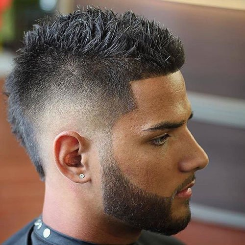 19 Best Mohawk Fade Haircuts 2019 Guide
