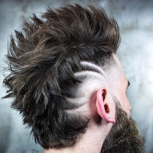 21 Best Mohawk Fade Haircuts 2020 Guide