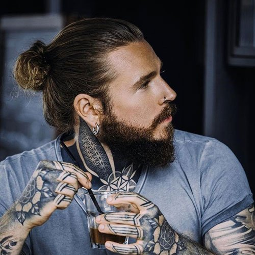 25 New Long Hairstyles For Guys And Boys 2019 Guide