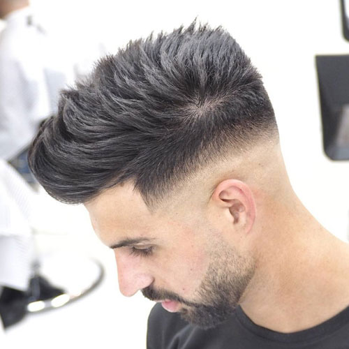 Cool Men\'s Hairstyles 2018
