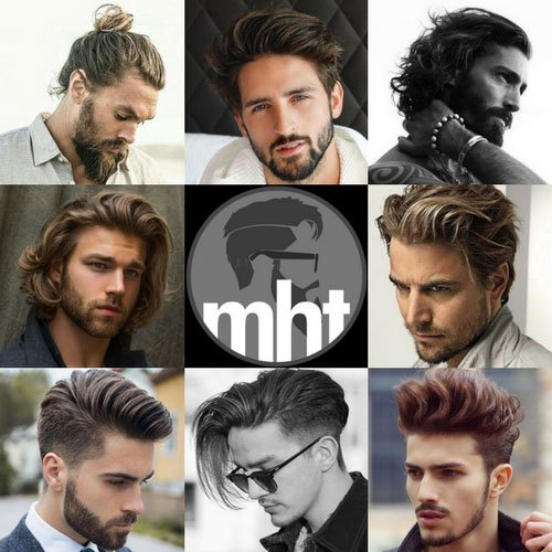 25 New Long Hairstyles For Guys and Boys (2019 Guide)