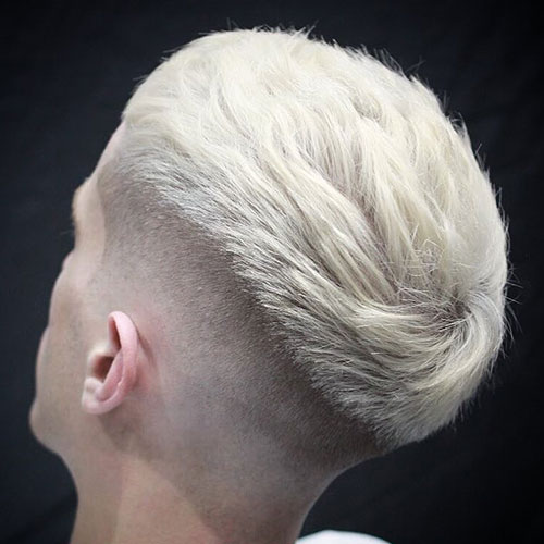 Platinum Crop + Fade