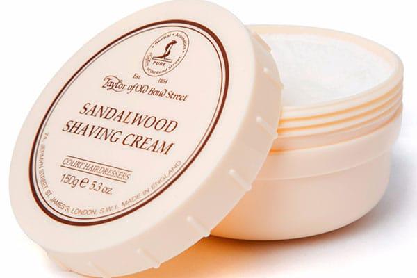Taylor of Old Bond Street's Sandalwood Shave Cream
