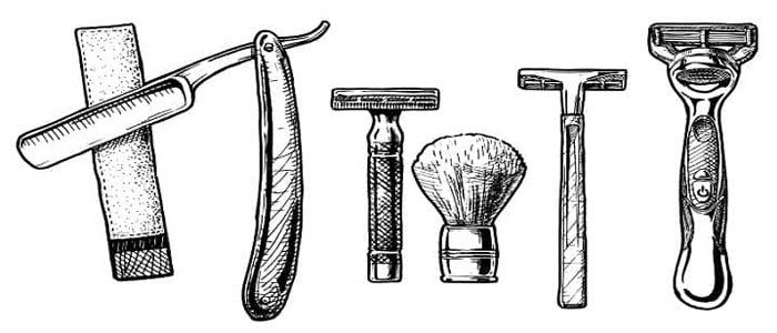Types of Razors