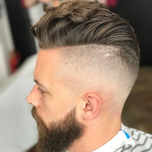 How To Style A Modern Pompadour Men S Hairstyles