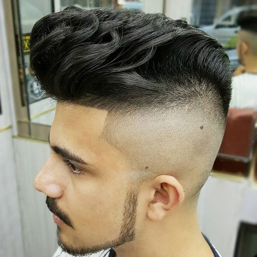 How To Style A Modern Pompadour