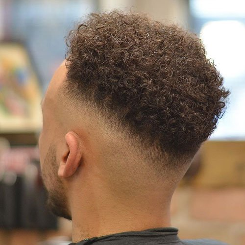 25 Fade Haircuts For Black Men: Types Of Fades For Black