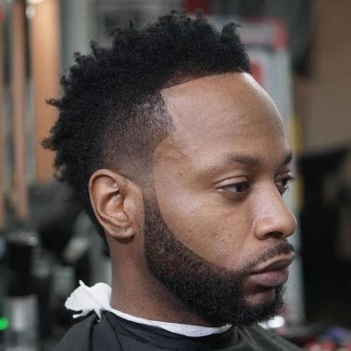 25 Fade Haircuts For Black Men Best Types Of Fades For Black Guys 2018