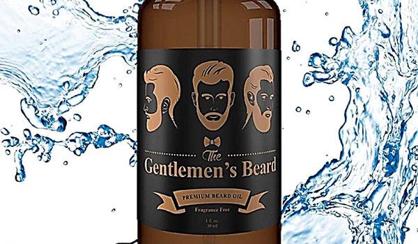Gentlemen's Beard Oil and Conditioner Softener