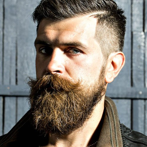 Remarkable Top 25 Cool Beard Styles For Men 2020 Guide Natural Hairstyles Runnerswayorg