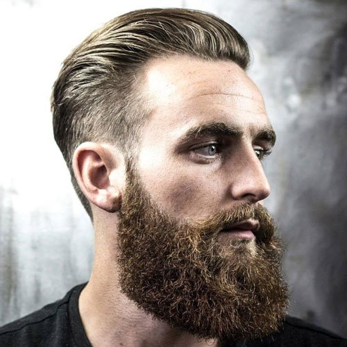 Men's Medium Length Hairstyles For Receding Hairline