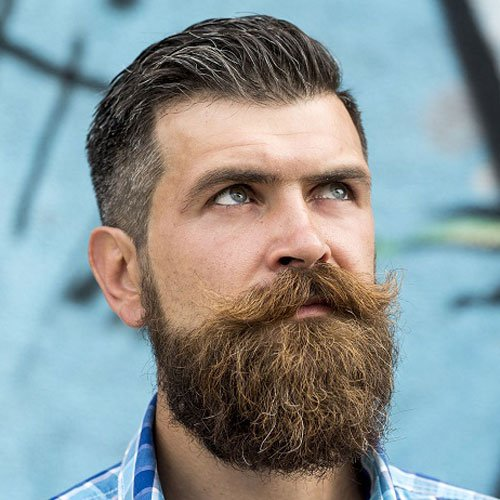 How To Straighten Beard Hair In 5 Steps 2020 Guide