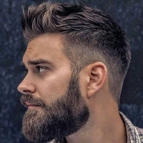 Cool Beard Styles 2018 Men S Hairstyles Haircuts 2018
