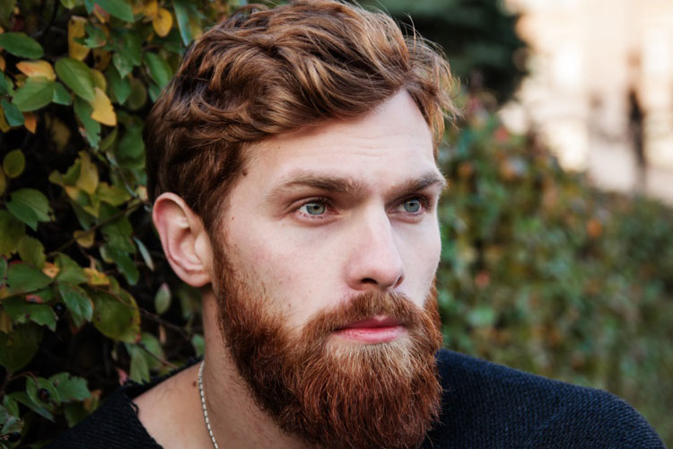 Keep Your Beard Straight With Products