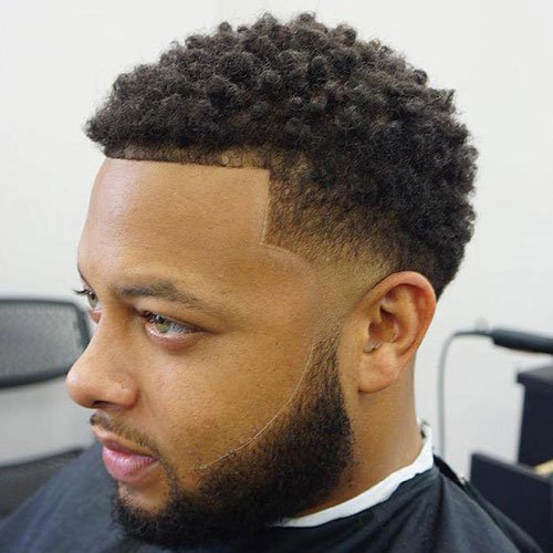 Curly Hairstyles For Black Men 2019 Men S Hairstyles Haircuts 2019