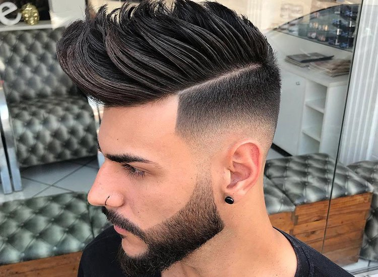Hair Style 2018 Men: 37 Best Medium Length Hairstyles For Men (2019 Update