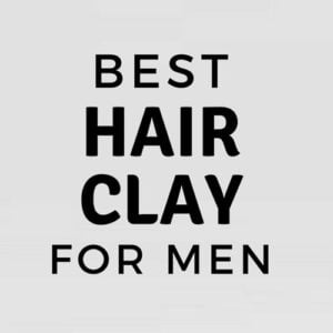 Men's Styling Hair Clay