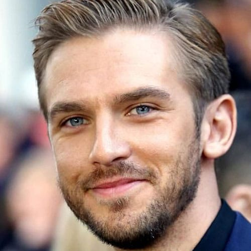 Perfect Scruffy Look + Medium Length Hair on Top