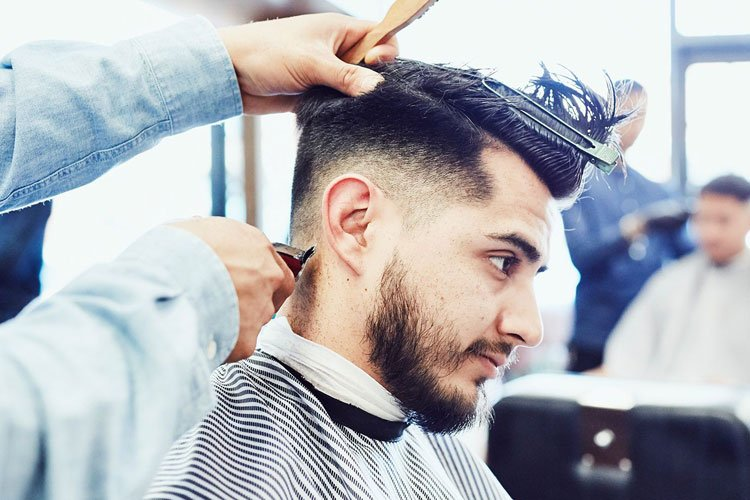Cheap Barber Shop Haircuts For Men