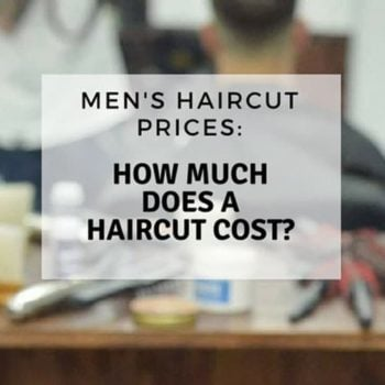Haircut Prices For Men