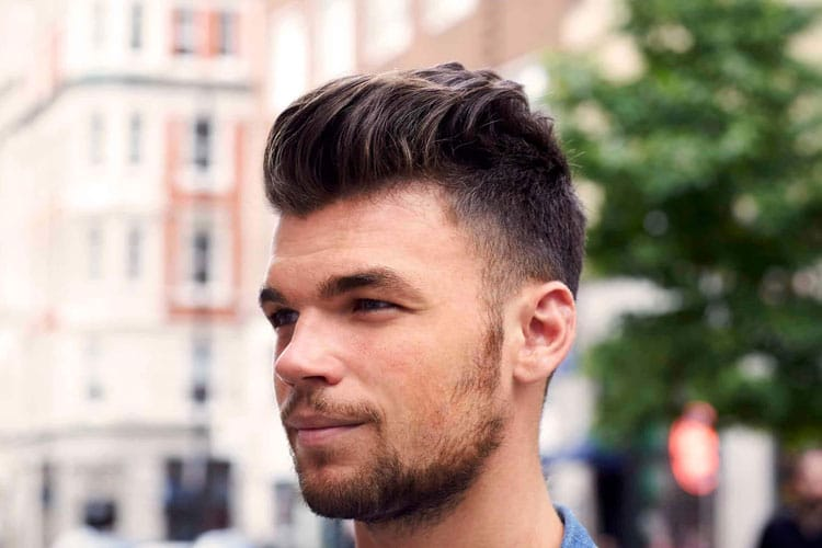 how to style a faux hawk with short hair 35 best faux hawk fohawk haircuts for 2019 guide 3743 | How To Style A Faux Hawk