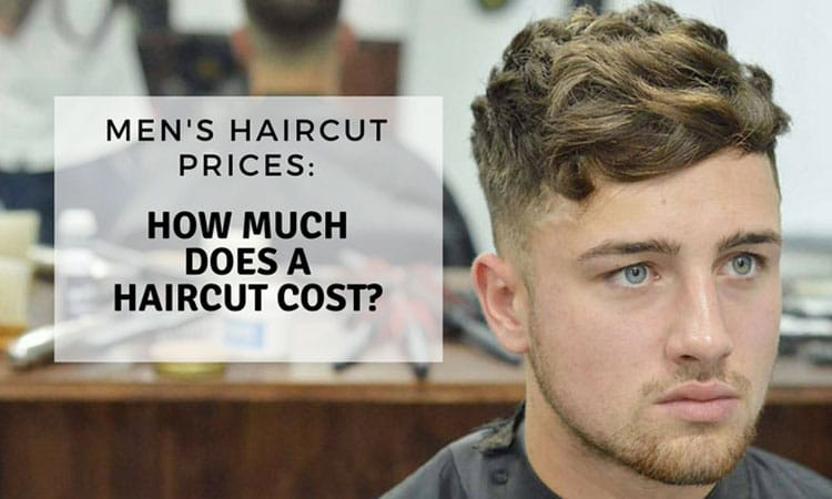 Men's Haircut Prices