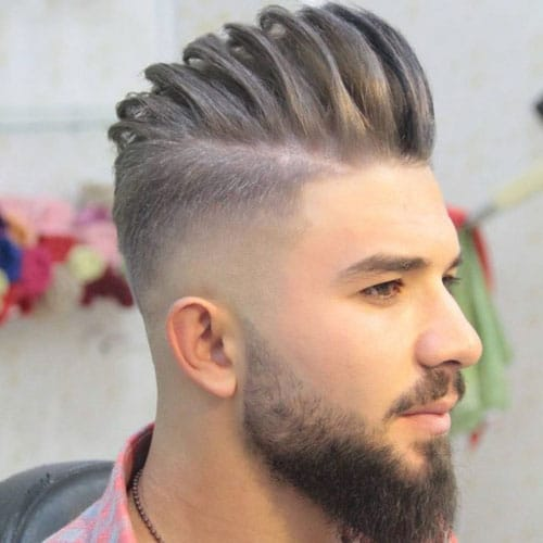 Ash Brown Hair For Men