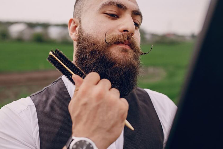 Beard Itch Relief