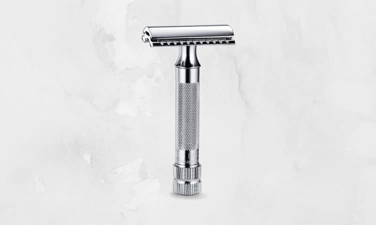 Best Men's Razor - Merkur Classic Double Edge Safety Razor
