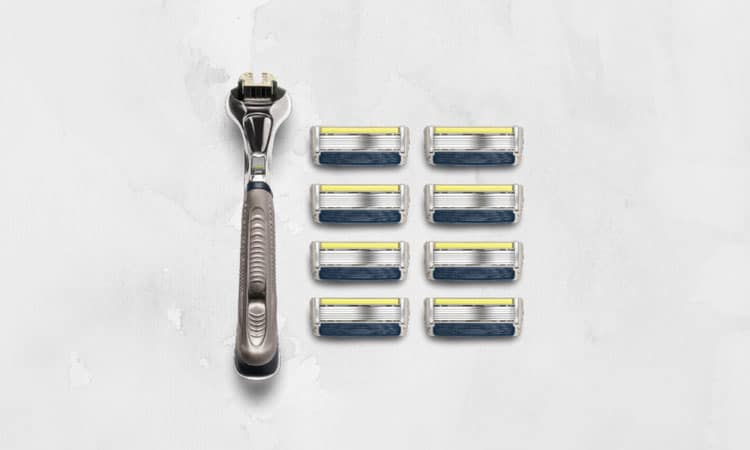 Best Razor For Men - Dorco Pace 6 Plus