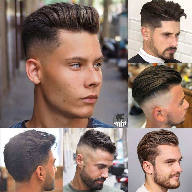 Taper Fade Haircuts Types Of Fades